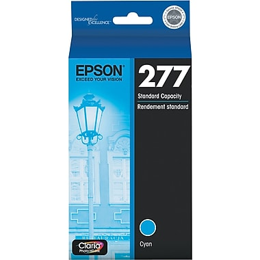 Epson 277 Cyan Ink Cartridge (T277220-S)