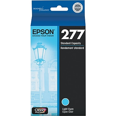 Epson 277 Light Cyan Ink Cartridge (T277520-S)