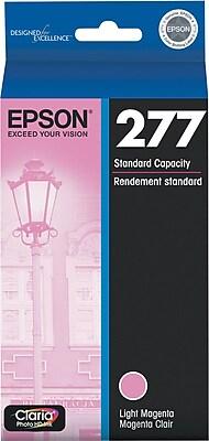 Epson 277 Light Magenta Ink Cartridge (T277620)