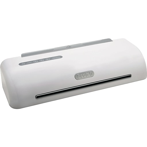 Scotch Tl1306 Pro Thermal Laminator Staples