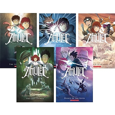 Amulet Collection, Books 1-5