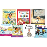 Scholastic French Immersion Kit