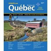 MapArt 2013 Quebec Road Atlas