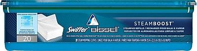 Swiffer® Steamboost Steam Mop Refills, 20/Case