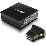 Aluratek – Adaptateur VGA vers HDMI 1080p avec audio