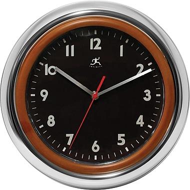Infinity Instruments Bogart Wall Clock