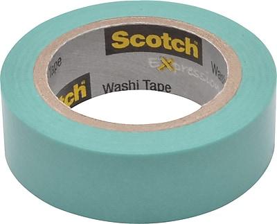 3M Scotch® Expressions Washi Tape 3/5