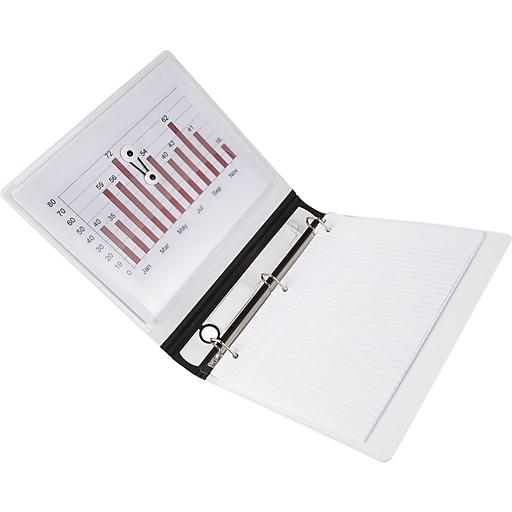 staples better heavy duty 1 inch d 3 ring binder white 24711