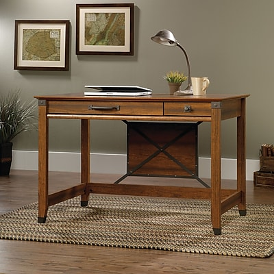 Sauder Carson Forge Home Office Collection