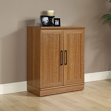 Sauder Home Plus Base Cabinet, Sienna Oak