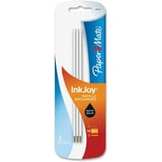 Papermate® Inkjoy™ Pen Refills, Medium, 1.0mm Tip, Blue, 3/Pack