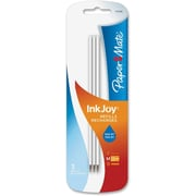 Papermate® Inkjoy™ Pen Refills, Long, 1.0mm Tip, Blue, 3/Pack