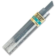 Pentel® – Mines en graphite Super Hi-Polymer, 0,7 mm, H, pot/12