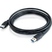 C2G – Câble USB 3.0 avec connecteurs mâle-mâle, 3 m (9 4/5 pi)