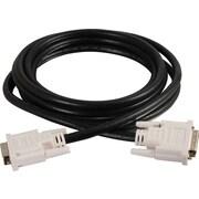 Câble vidéo numérique à double lien M/M C2G DVI-D(TM)