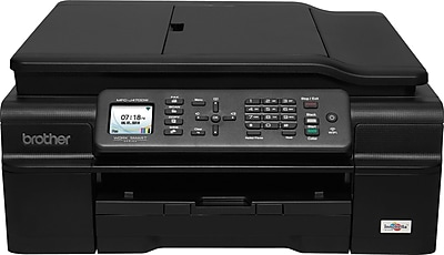 Brother MFCJ470dw Color Inkjet AllinOne Printer Staples