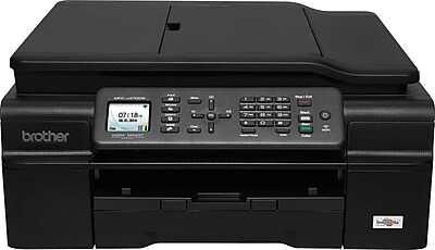Brother MFC-J470dw Color Inkjet All-in-One Printer (MFCJ470DW)