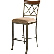 "Powell Furniture Hamilton 29"" Bar Stool, Beige (697-432)"