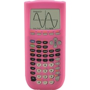 Guerrilla Plus Pink Silicone Cover for TI-84 Plus Graphing Calculator