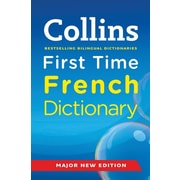 Collins - Dictionnaire français First Time