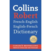 Collins Robert French/English Dictionary
