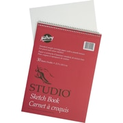 "Hilroy® Studio® Sketchbook, 9"" x 12"", 30 Sheets"