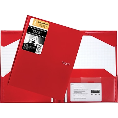 Five Star® - Portfolio avancé Stay-Put Folder™