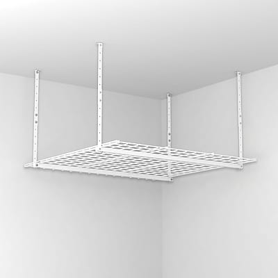 Overhead Ceiling Storage Shelf; 45
