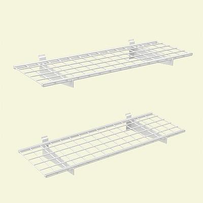 Slat Wall Shelf, 45