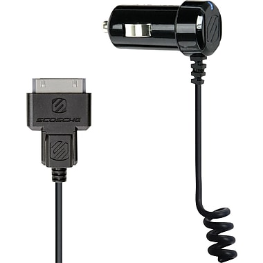 Scosche reVIVE line, 2-in-1 car charger fo iPod