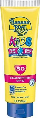 Banana Boat® Kids Sunscreen Lotion Tear-free, SPF 50, 8 oz