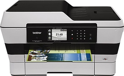Brother MFC-J6720dw Color Inkjet All-in-One Printer (MFCJ6720DW)