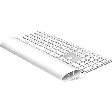 Fellowes I-Spire Series Ergonomic Keyboard Wrist Rocker, White