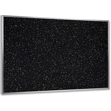 Ghent® Recycled Rubber Bulletin Board, 48