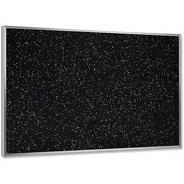 Ghent® Recycled Rubber Bulletin Board, 72