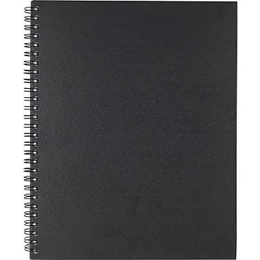 Staples® Professional Notebooks, College Ruled, Hard Cover