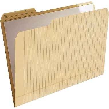 Find It® File Folder Note Pad, Letter Size, 8-1/2