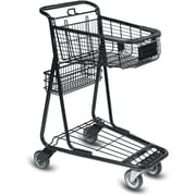 EXpress3650 Convenience Shopping Cart, Black