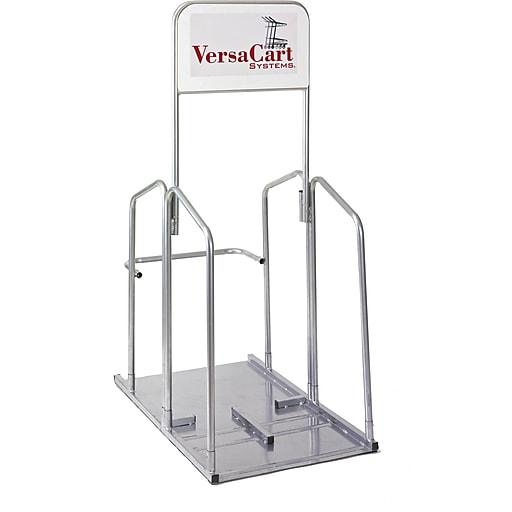 Indoor Cart Carrol, for EXCarts, Metallic Gray