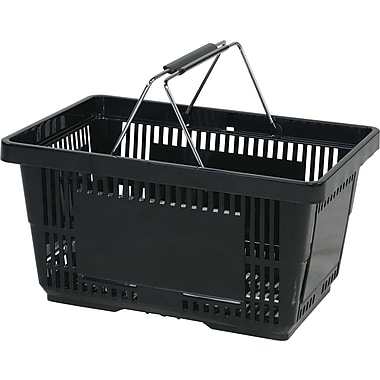 Wire Handle Hand Basket, 28 Liter