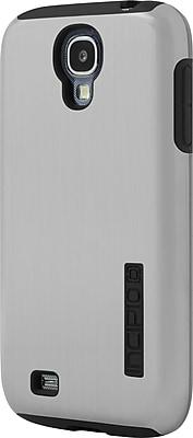 Incipio DualPro Shine for Samsung Galaxy S4, Silver/Black