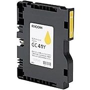 Ricoh GC-41Y Yellow Standard Yield Ink Cartridge (405764)