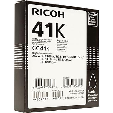 Ricoh GC41K Black Ink Cartridge (405761)