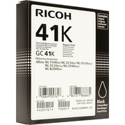 Ricoh GC41K Black Ink Cartridge (405761)