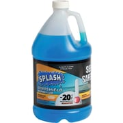 Splash® Original Blue Windshield Washer Fluid, 1 Gallon