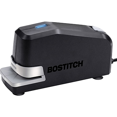 Stanley Bostitch® Impulse Drive™ Electric Full Strip Stapler, 25 Sheet Capacity, Black