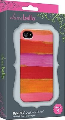 Elibrium 365 Cases for iPhone 5, Paintbrush Pink