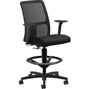HON Ignition Fabric Computer and Desk Office Chair, Adjustable Arms, Black (IT108NT10.COM) NEXT2017