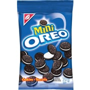 Christie Mini Oreo Snak Paks, 70 g, 12/Pack
