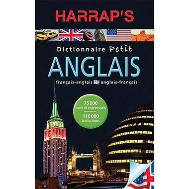 Harrap's - Petit dictionnaire anglais-français